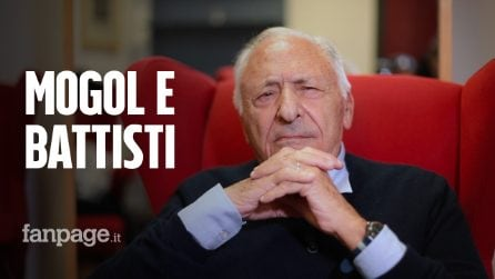 """Da Sanremo a Spotify, parla Mogol: """"Io e Battisti nella cultura popolare, finalmente in streaming"""""""