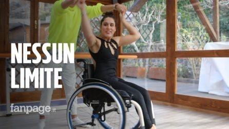 """La sfida di Sofia, ballerina con la tetraparesi: """"Per me la danza è liberazione dai limiti"""""""