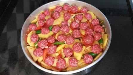Polpettine in teglia: un secondo piatto completo e semplice da preparare