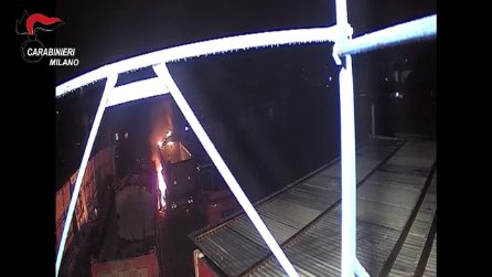 San Donato Milanese, minacce, estorsioni e incendi ai danni di un imprenditore: tre arresti