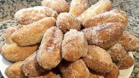 Mini bomboloni di graffe: la ricetta del dessert che accontenta tutti i gusti
