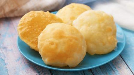 Piadine palloncino: l'alternativa semplice e leggera al solito pane!