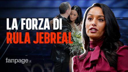 Chi è Rula Jebreal: la donna che ha commosso Sanremo con il suo monologo contro il femminicidio