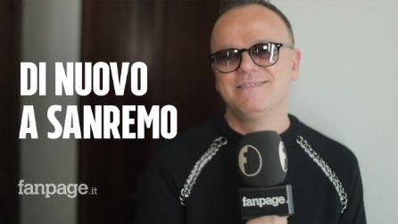 """Gigi D'Alessio difende Amadeus: """"Le polemiche fanno parte di Sanremo"""""""