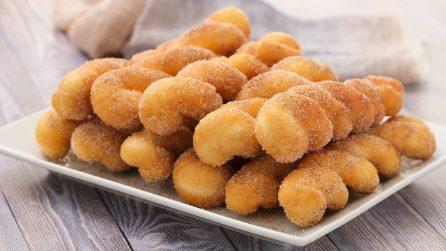 Torciglioni di graffa: il dolcetto sfizioso che conquisterà grandi e piccini!