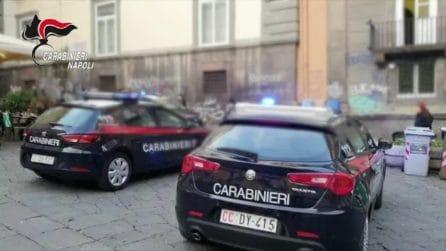 Blitz tra Napoli e Pozzuoli, sequestrate armi e droga