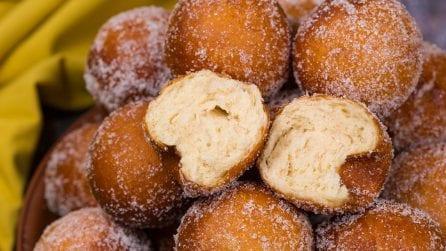 Bombette dolci: sono così buone che è impossibile non provarle!