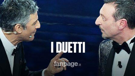 Sanremo 2020, i duetti: ecco la scaletta e tutti gli ospiti della terza serata del Festival