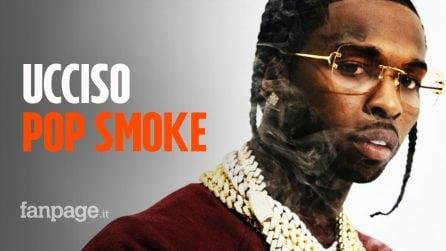 Ucciso Pop Smoke: il rapper 20enne colpito durante una rapina nel suo appartamento