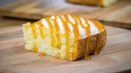 Torta di riso: il dolce semplice dalla consistenza morbidissima che si scioglie in bocca!