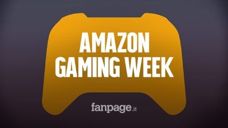 Gaming Week: giochi, console, PC e accessori in sconto fino al 79% su Amazon