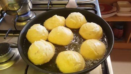 Gnocchi fritti: la ricetta semplice per averli gonfi e gustosi