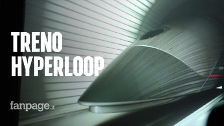 Da Milano a Malpensa in 10 minuti: ecco Hyperloop, il treno del futuro