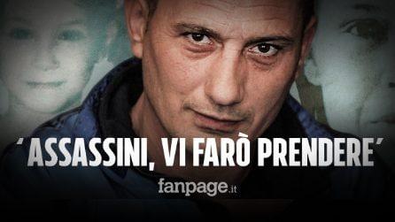 """Omicidio Fortuna Loffredo, la verità di papà Pietro: """"So chi sono i veri assassini: 'Vi farò prendere'"""""""