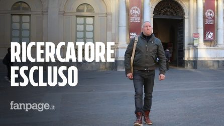 """Catania, Giambattista Scirè, vittima di un concorso truccato all'università: """"Escluso dall'ateneo"""""""