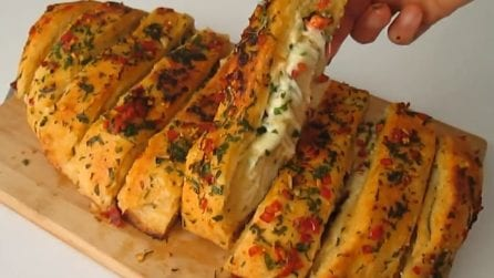 Calzone ripieno con verdure: la ricetta per averlo soffice e gustoso