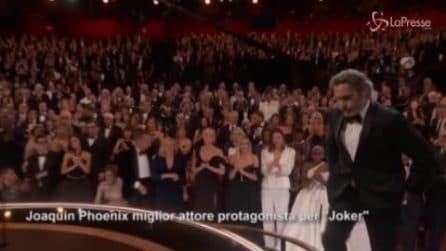 Oscar 2020, trionfano 'Parasite' di Bon Joon-Ho e il Joker di Joaquin Phoenix