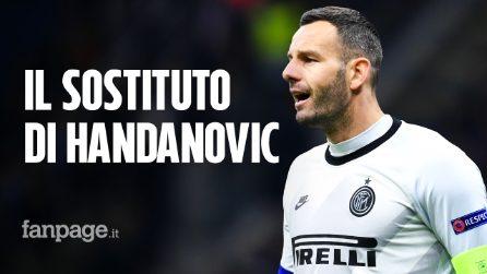Handanovic, l'infortunio preoccupa l'Inter: quanto tempo starà fuori e chi potrebbe sostituirlo