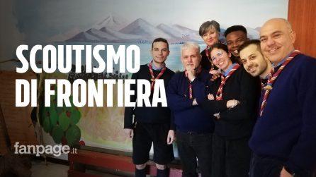 """Il coraggio degli scout: """"Noi in un bene confiscato alla 'ndrangheta, molti hanno mollato per paura"""""""
