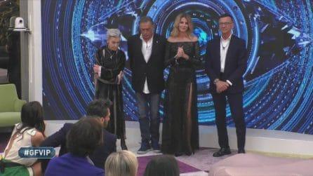 Grande Fratello VIP - il televoto salva Barbara Alberti e Fabio Testi