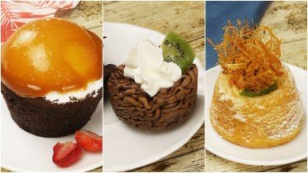 Decorazioni dessert: ecco tre trucchi per sorprendere tutti i vostri ospiti!