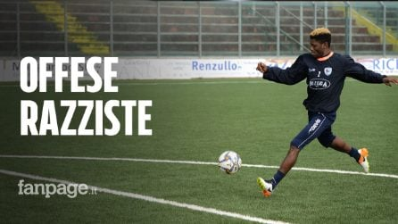 """Musa, il calciatore 19enne insultato dai razzisti in campo: """"Sono stato male. Non era mai successo"""""""