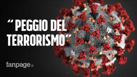 """Covid-19 è il nome ufficiale del coronavirus. L'OMS: """"Nemico pubblico numero uno"""""""
