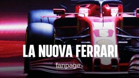 Ferrari presenta la SF-1000, la nuova monoposto Rossa ispirata agli anni 70 di Vettel e Leclerc