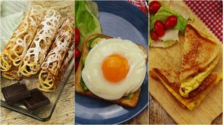 3 ricette uniche e simpatiche da fare con delle semplici uova!