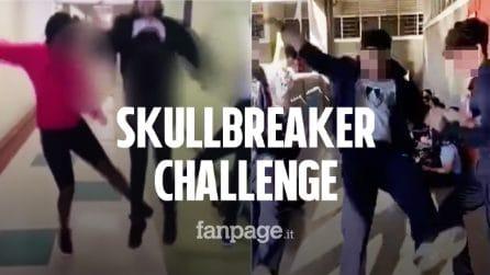 Cos'è la Skullbreaker Challenge, la sfida su TikTok che può costare la vita