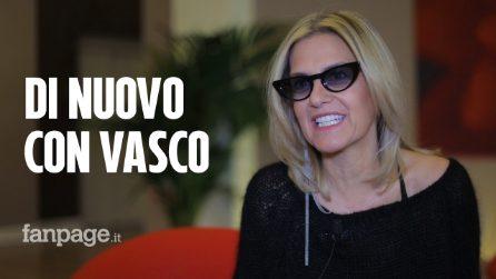 """Irene Grandi dopo Sanremo: """"Con Vasco Rossi al Circo Massimo sarà una botta di adrenalina"""""""
