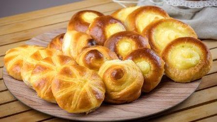 Fluffy brioche: the secret to make them delicious!