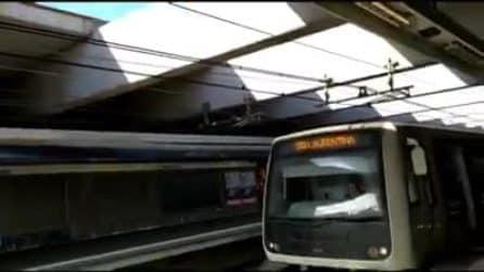 Treno Frecciarossa deragliato, il fischio dei macchinisti Atac per i colleghi deceduti