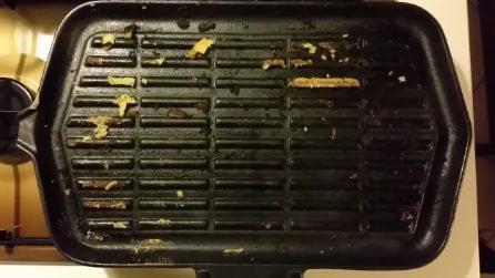 Come pulire le piastre in ghisa e rimuovere le incrostazioni