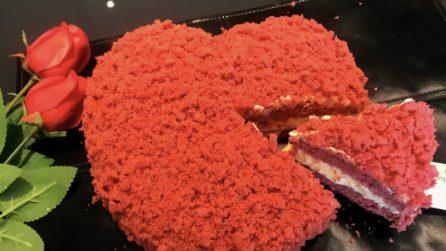 Torta di San Valentino: soffice, golosa e semplice da preparare
