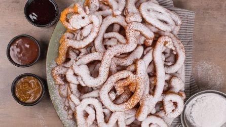 Funnel cake: le frittelle originali e profumate da provare almeno una volta nella vita!
