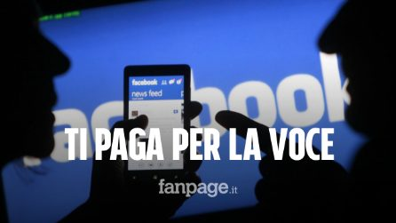 Facebook ti paga per avere la tua voce: ecco come fare e quanto si guadagna
