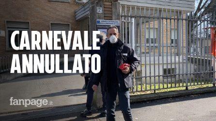 """Coronavirus, il vicesindaco di Castiglione d'Adda: """"Carnevale annullato, presto unità mobile"""""""
