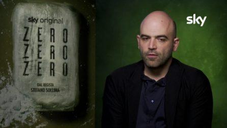 """Roberto Saviano: """"Com'è nato il libro Zero Zero Zero, trovato nel covo di El Chapo Gùzman"""""""