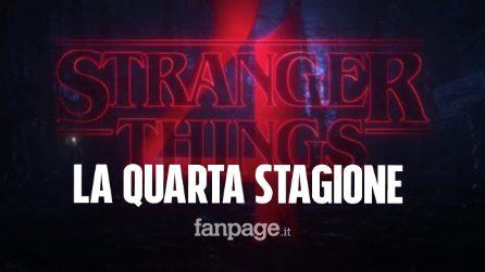 """Stranger Things, gli autori: """"La quarta stagione sarà la più grande e la più terrificante"""""""