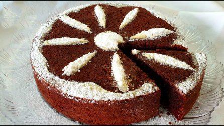 Torta caprese: la ricetta del dessert goloso che si scioglie in bocca