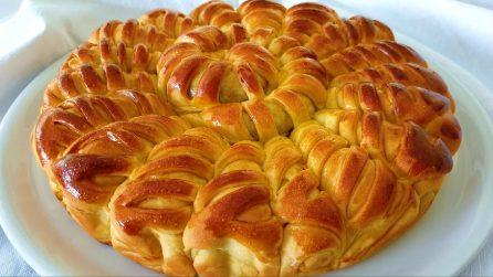 Torta brioche all'arancia: la ricetta del dessert che conquisterà tutti