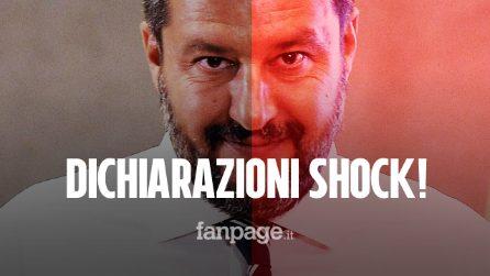 """Salvini insulta le donne straniere che abortiscono: """"Stili di vita incivili per il 2020"""""""