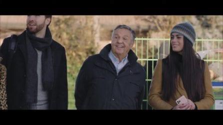 Trenord, lo spot con Renato Pozzetto per il nuovo treno Caravaggio