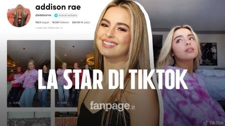 Chi è Addison Rae, la nuova superstar di TikTok con 17 milioni di follower