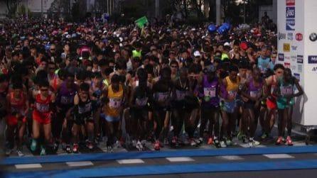 Coronavirus, chiusa la maratona di Tokyo agli amatori