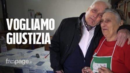 """Il dolore dei nonni di Aurora Grazini: """"Vogliamo giustizia, perché è stata subito dimessa?"""""""