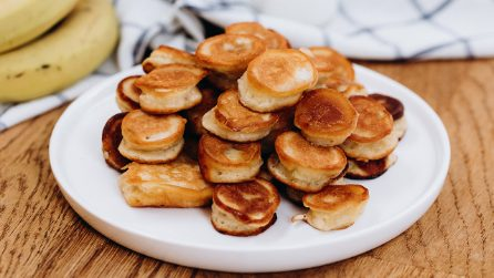 Banana fritters: a sweet treat ready in 15 minutes!