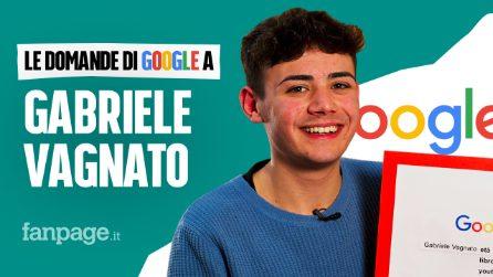 Gabriele Vagnato, età, TikTok, YouTube, interroga: il tiktoker risponde alle domande di Google