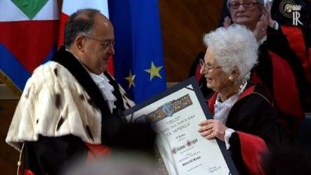 Alla Sapienza dottorato honoris causa per Liliana Segre